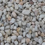 Pea Gravel White River Rock