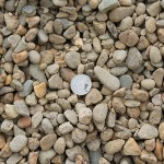 Pea Gravel Mountain Bed Rock